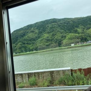 孤独の旅02 山陰本線18きっぷ乗り通し(福知山から鳥取)