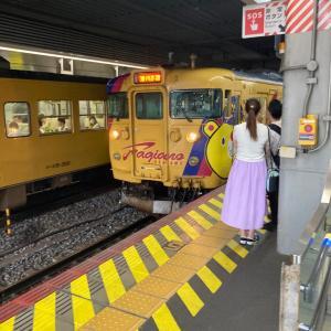 孤独の旅08 岡山から三密避けるべく赤穂線経由で