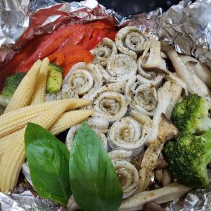 タチウオ料理(*´艸`)
