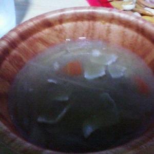 9/27(金) 豚汁。