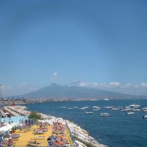 世界一好きな都会は、イタリアのナポリ!