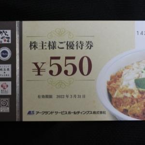 株主優待088:アークランドサービスホールディングス