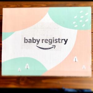Amazonベビーレジストリ「出産準備お試しBox」届きました