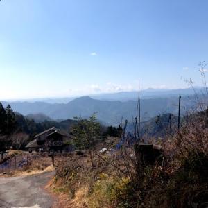 黒山三滝〜越上山 ②