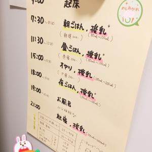 9m11d☆3回食スタート