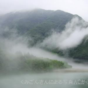 七十二候『蒙霧升降』