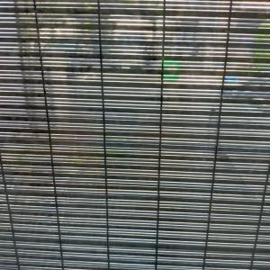 リビング東側の窓にすだれをつけました!入ってくる風が涼しい?