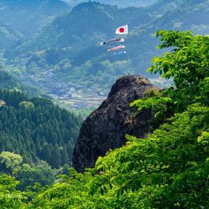 舞鶴城公園(重盤岩)