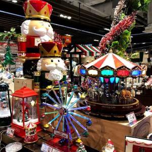 香港の高級スーパー「City Super(シティ・スーパー)」の『クリスマスコーナー』が可愛い♪