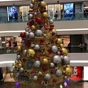 【ハッピー<ポケモン>クリスマス♪】香港のタイムズスクエアで、可愛いポケモン大量発生中!《屋内編》
