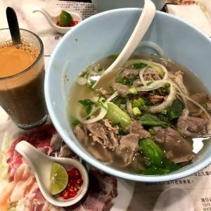 平日ランチタイムは大行列!リーズナブルなベトナム料理レストラン「新竹源越南餐廳」。