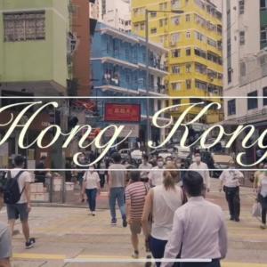 国家安全法の問題がありつつも、いつも通り動き続ける香港の街、人。