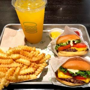 今一番食べたいNo.1!「Shake Shack(シェイクシャック)」のハンバーガー!!