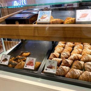 日本かと思いきや、台湾のお店だった!「八月堂」は変わり種クロワッサンがたくさん♪