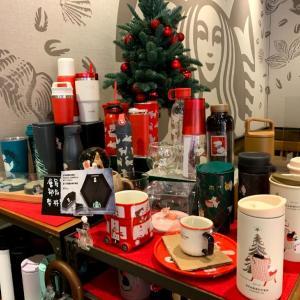 香港スタバで買える!クリスマス限定グッズが今年も可愛い♪