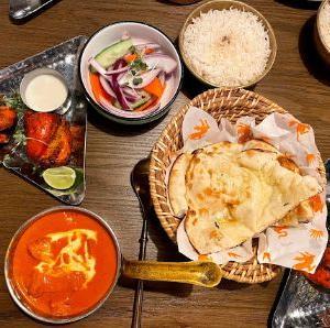 速攻リピートしたインド料理レストラン「chaiwala」でレストランウィークを満喫。
