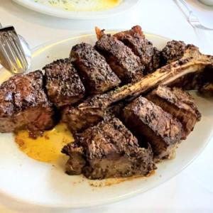 特別な日に行きたい♪ステーキが最高な「Ruth's Chris Steak House」はサイドメニューも美味しい。
