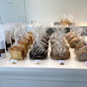 美味しいパンも買える!すっかりお気に入りのカフェ『NOC Coffee Co.』で朝ごはん。