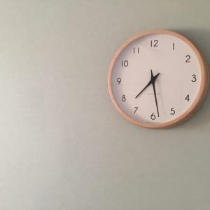 お洒落なリビング時計と言えば♡レムノスのカンパーニュ♡曲木の曲線美ステキすぎ!!