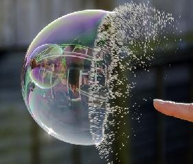 今目の前にあるバブルは何か?