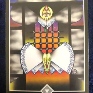今日のカード(MORALITY)