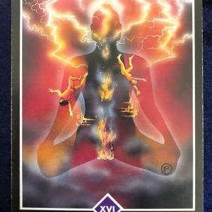 今日のカード(THUNDERBOLT)