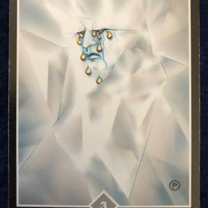 今日のカード(ICE-OLATION)