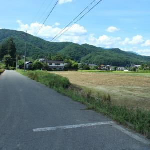 【とことこ信州/第3回 山形村編】2.里山の風景と諏訪神社