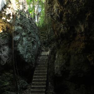 【宮古諸島旅行記シーズン3】3.伊良部島にある謎の史跡ヌドクビアブへ行く
