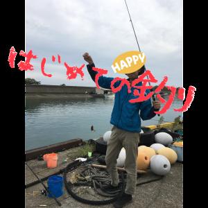 挑戦!はじめての釣り! in 新潟県 姫川港