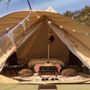 冬キャンプ、色々試した結果と課題