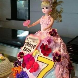 バースデーケーキ迷走