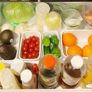 野菜は下処理で省スペース