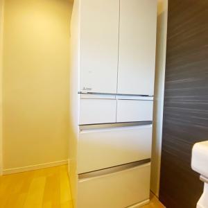 新しい冷蔵庫の収納 メイン冷凍室1