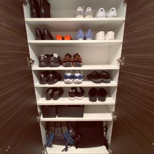 防災週間と靴の日に考える収納