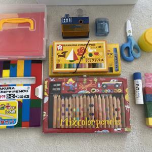 《年中の製作活動》子供のやりたいを応援する工夫とおススメの文具。