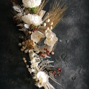 第2期「花・芸術文化協会」アーティフィシャルフラワーディプロマコース
