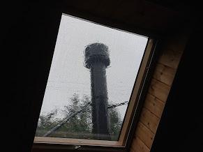 台風でコトコト
