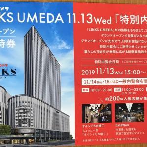 昨日…ヨドバシカメラ LINKS UMEDA 「特別内覧会」へ