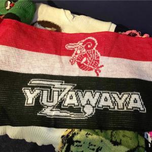 すごい編み込みセーター!編み物☆堀ノ内さんの試着&トークショーに行ってきました(^O^)