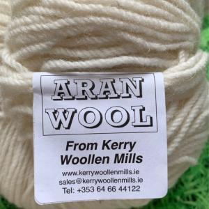 アイルランドの毛糸Kerry Woollen Mills1Kgをイギリスから海外通販しました(^O^)