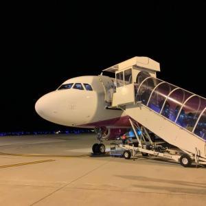 【搭乗記】MM30便 台北(桃園)ー 大阪(関西)~ Peach(ピーチ)深夜便で大阪に帰る