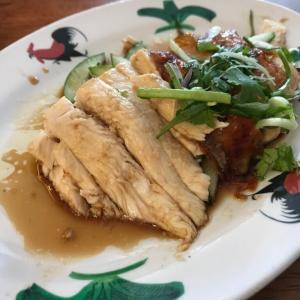 【シンガポール】威南記海南鶏飯(ウイーナムキー)のしっとり柔らかなチキンライスが美味しい!