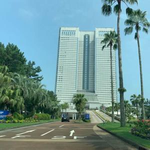 【宮崎】シェラトン・グランデ・オーシャンリゾート宿泊記 ~ シーガイア の高層ホテルで過ごす夏休み