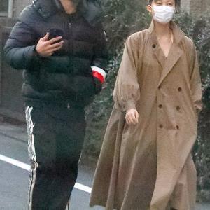 【芸能】小倉優香、手をつないで朝倉未来の自宅へ「15時間」お泊り愛