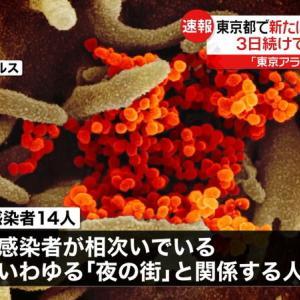 【新型コロナ】東京都で26人が感染 うち12人は同じ店のホスト  [首都圏の虎★]