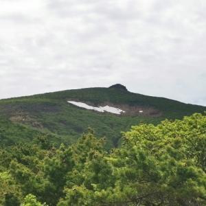 6月5日・最終試験前の安達太良山