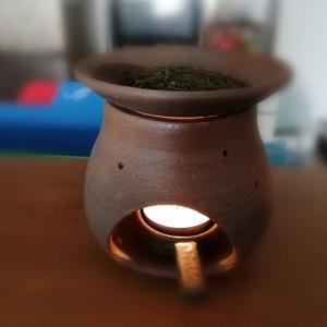 笠間焼∼茶香炉∼