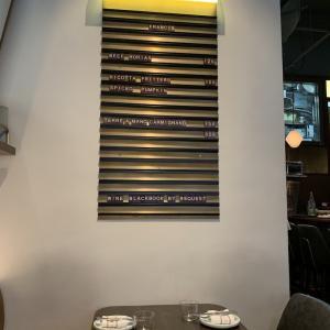 【香港】湾仔の中東料理「FRANCIS」でディナー
