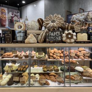 深圳湾万象城の美味しいパン屋さん「Paper Stone」